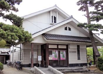 八橋史跡保存館