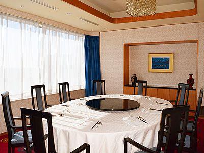ホテルクラウンパレス浜松 14F 鳳凰[中国料理]個室