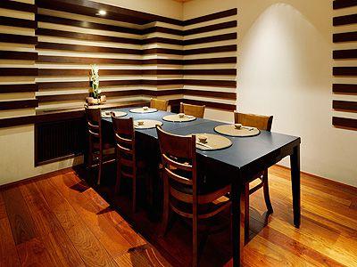 ホテルクラウンパレス浜松 2F 四季[日本料理]個室