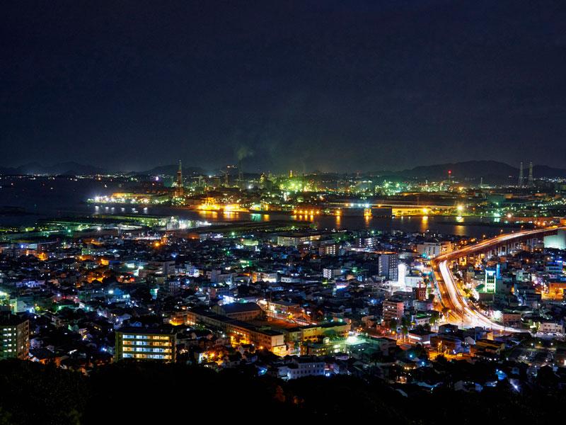高塔山イメージ
