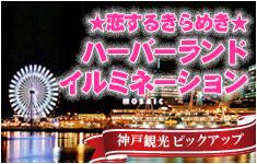 恋するきらめき☆ハーバーランドイルミネーション