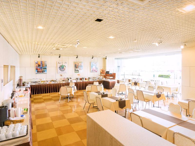 八代グランドホテルレストラン「ピーコック」の画像