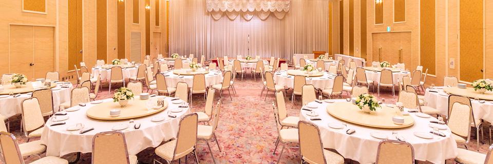 八代グランドホテルの宴会・会議トップイメージ