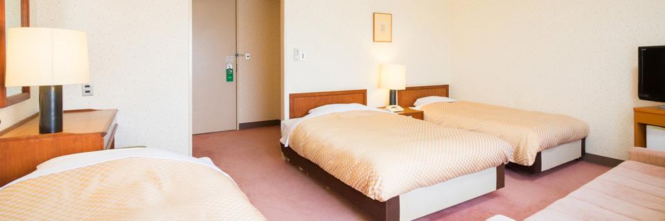 八代グランドホテルの客室トップイメージ