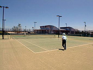八代市テニスコート(旧:八代市スポーツ・コミュニティ広場)